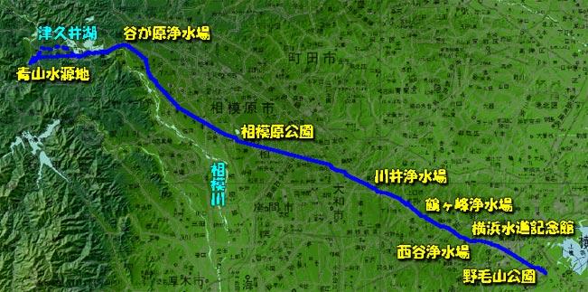 2006/04/08 横浜水道道の探索