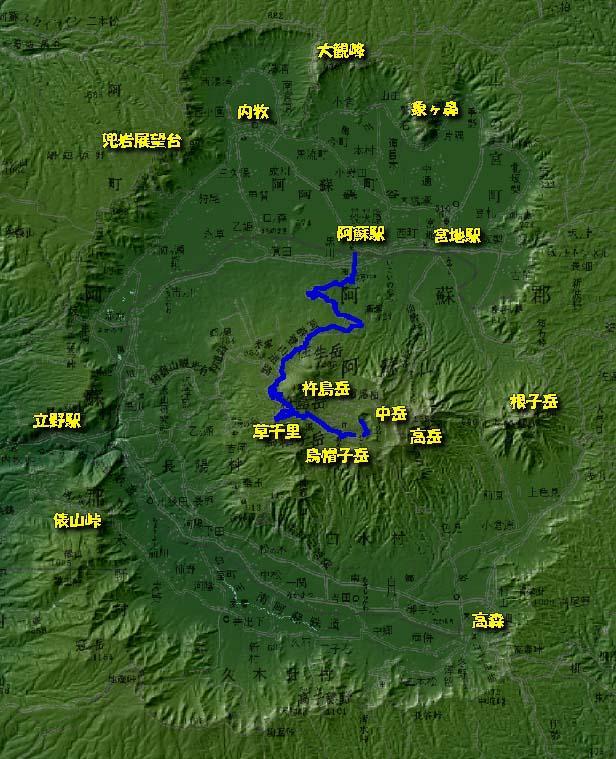 九州電力の火砕流予測が川内 ... : 日本列島の地図 : 日本